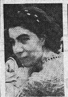 Portrait de ML Gounot, Le Populaire, 26 décembre 1938