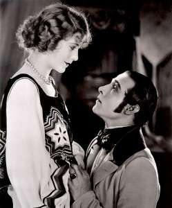 Rudolph Valentino, L'Aigle Noire, 1925 ( source: notice Wikipédia)